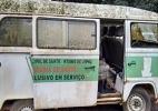 Veículos de combate ao Aedes estão abandonados no interior da Bahia (Foto: Reprodução/Relatório CGU)