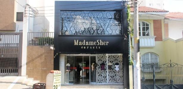 Madame Sher Corsets loja