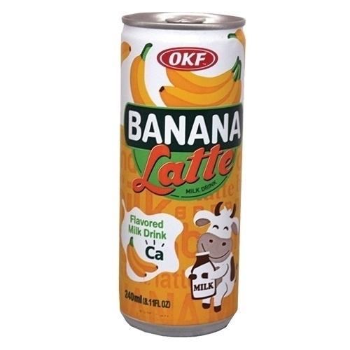 Refribox Banana Latte