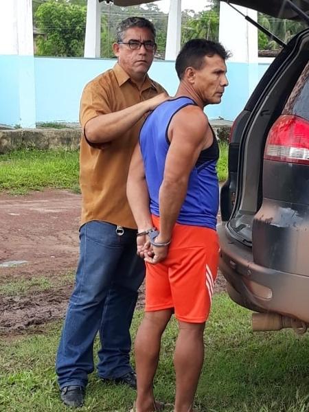 Antonio Pelaes é acusado de ter estuprado a própria cunhada em 1996 - Divulgação/Polícia Civil