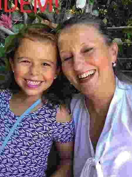 Avó e neta morrem soterradas após temporal no Rio  - Reprodução/Facebook - Reprodução/Facebook