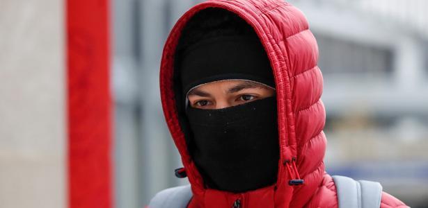 20 a 30 graus menores que esperado   Pelo menos oito pessoas morrem em frente fria recorde nos EUA