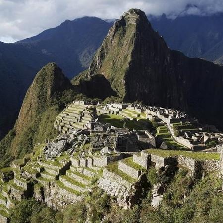 Cidade inca de Machu Picchu, no Peru - ENRIQUE CASTRO-MENDIVIL