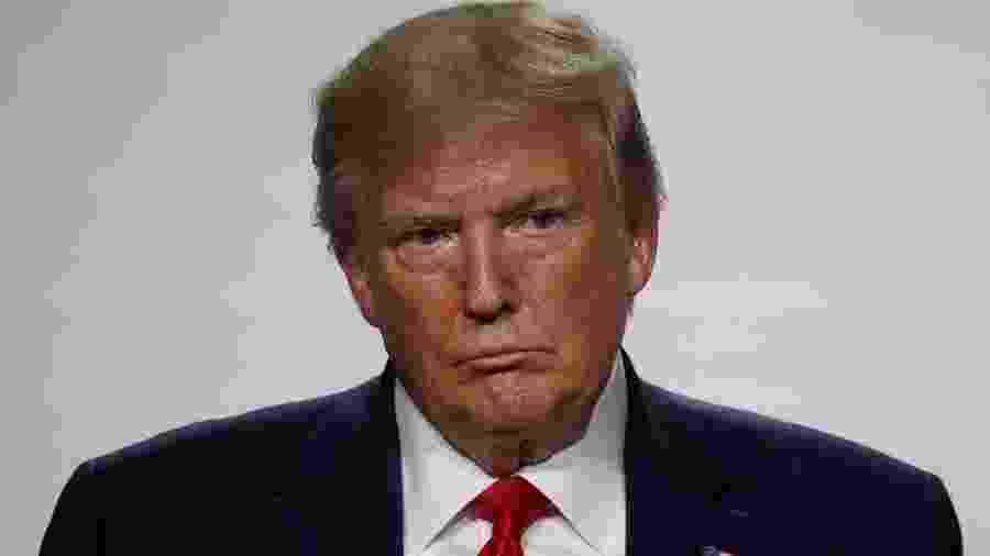 Presidente dos EUA, Donald Trump - CHRISTIAN HARTMANN