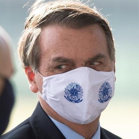 Bolsonaro vive seu momento mais difícil no poder, pressionado pela pandemia de coronavírus e acusações na Justiça - EPA/Joedson Alves