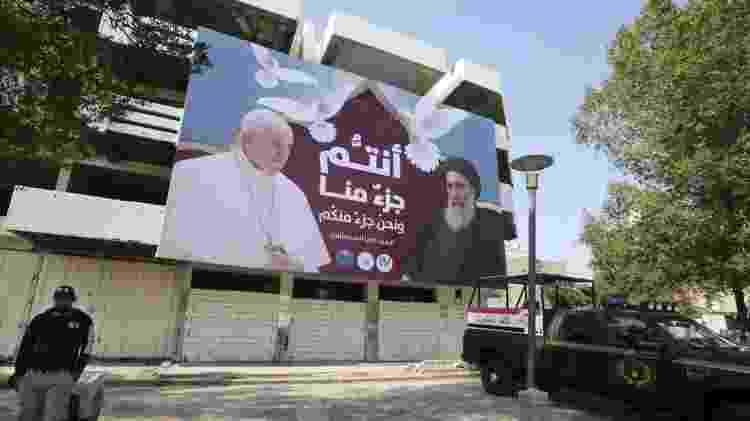 Um dos objetivos do Papa nesta viagem é construir pontes com o Islã - Getty Images - Getty Images