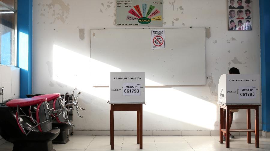 Eleições no Peru terão segundo turno - Liz Tasa/REUTERS