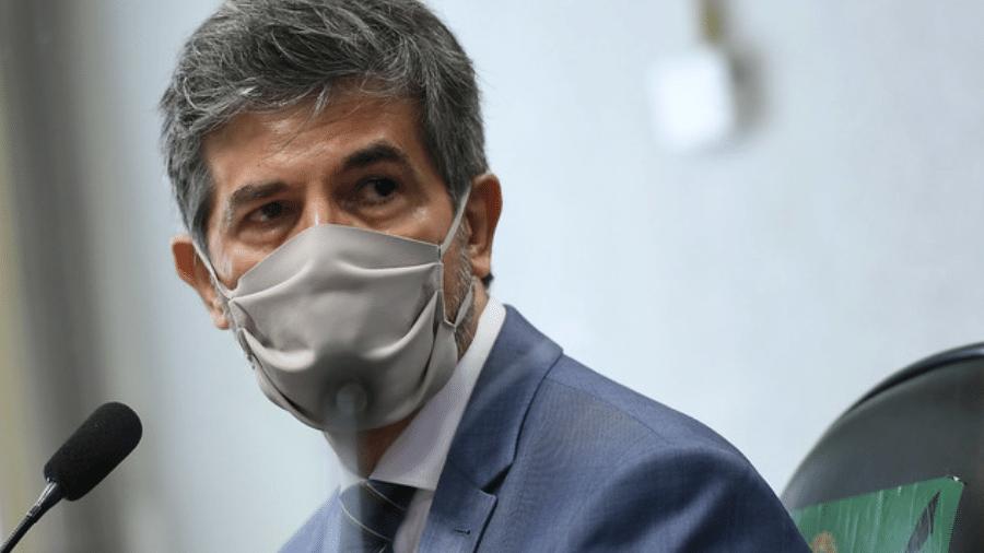 Teich foi Ministro da Saúde por menos de um mês - Edilson Rodrigues/Agência Senado