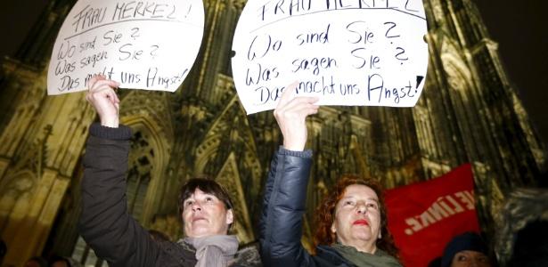 Casos de abuso sexual no Ano-Novo provocam comoção e sentimento de vingança entre alemães