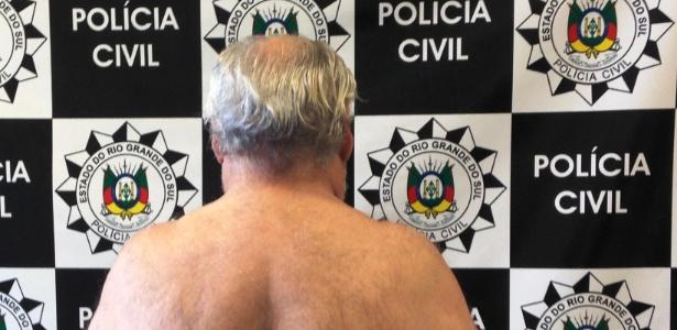 Homem de 65 anos, acusado de abusar da própria filha, foi preso em Porto Alegre