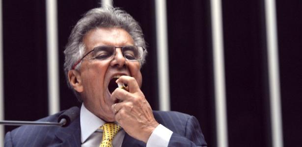 Beto Mansur (PRB-SP), primeiro-secretário da Câmara, é o que tem a maior lista de pendências judiciais entre os 16 pesquisados