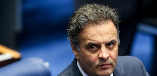 Aécio pede bom senso e diz que País espera por decisão sobre impeachment - Alan Marques/ Folhapress