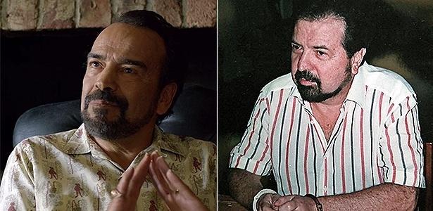 Gilberto será o sucessor de Escobar nas novas temporadas de Narcos
