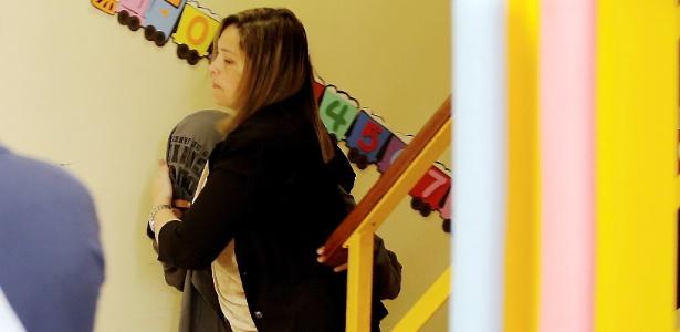 A vítima prestou depoimento à polícia em hospital na segunda-feira (8)