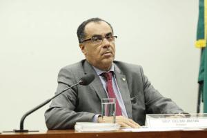 O deputado federal Celso Jacob (PMDB-RJ)
