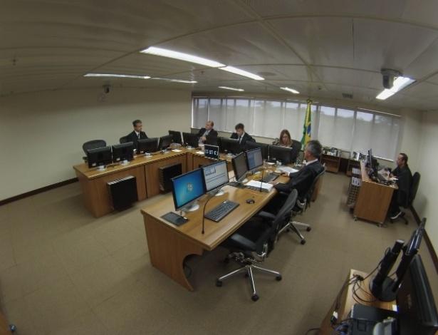Desembargadores da 8ª turma do TRF-4, que condenou Lula em segunda instância - Reprodução/Twitter/TRF4