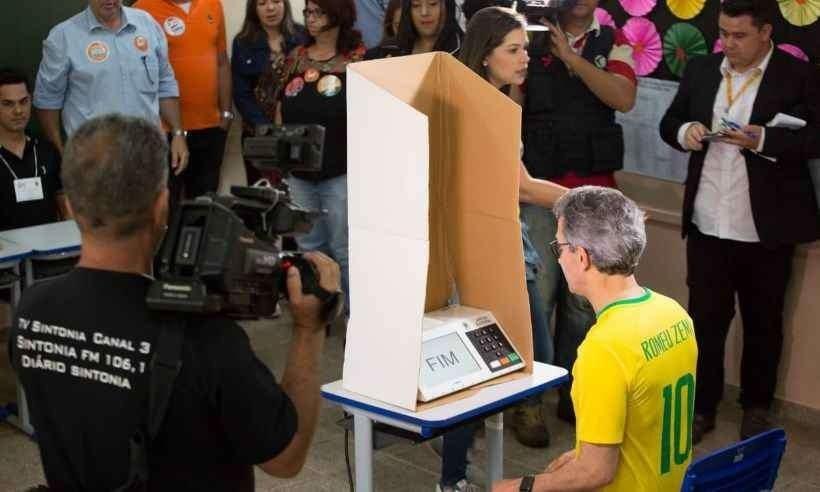 """Romeu Zema é apontado como líder da """"Boca Urna"""" para Governo do Estado de Minas"""