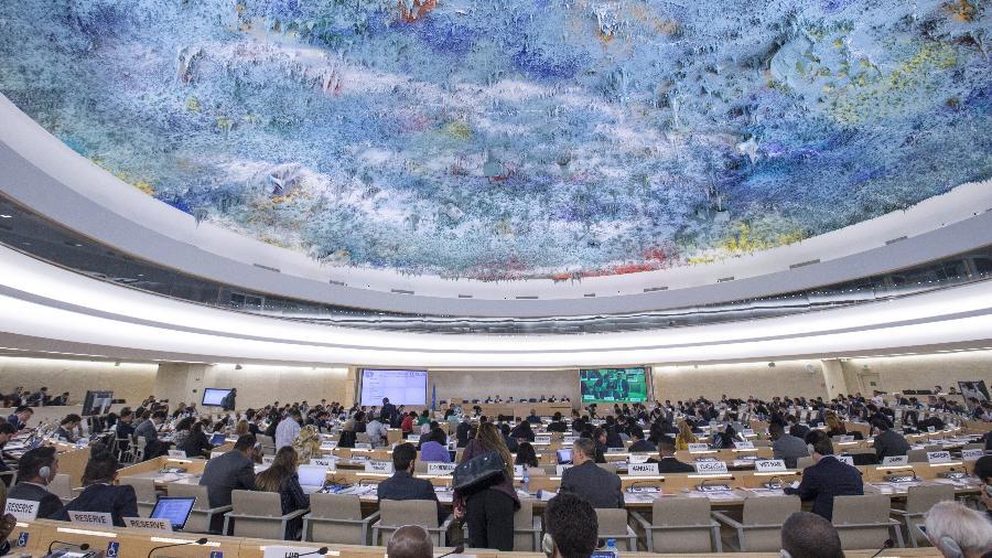 Conselho de Direitos Humanos da ONU - Xinhua/Xu Jinquan