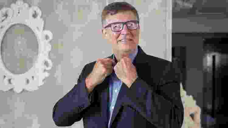 Ivan Ricardo Garisio Sartori, desembargador aposentado do Tribunal de Justiça de São Paulo - 03.mai.2019 - Marcelo Justo/UOL - 03.mai.2019 - Marcelo Justo/UOL