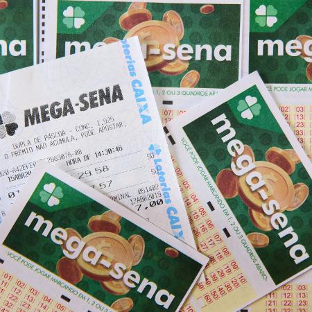 Prêmio da Mega-Sena está acumulado - Rodrigo Gavini/Folhapress