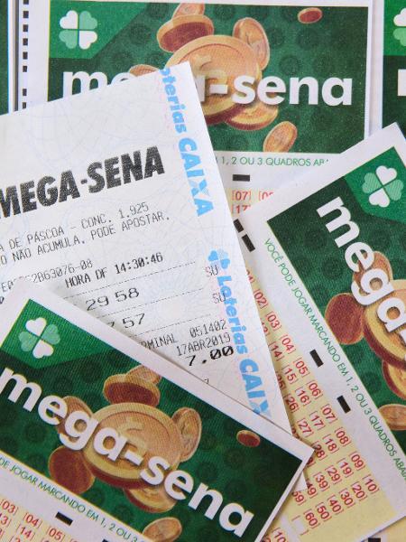 Mega-Sena 2379: prêmio desta quarta-feira acumulou e agora é de R$ 42 milhões - Rodrigo Gavini/Folhapress