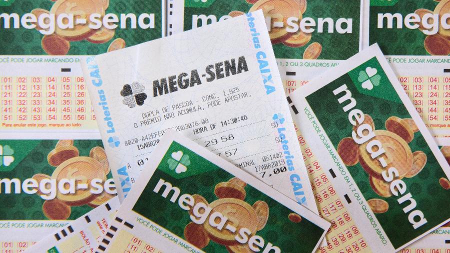 Mega-Sena 2350 - Rodrigo Gavini/Folhapress