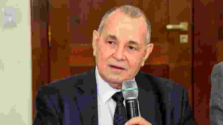 O presidente do Tribunal de Justiça da Bahia, desembargador Gesivaldo Britto, foi afastado das funções pelo STJ - PMPS/Divulgação