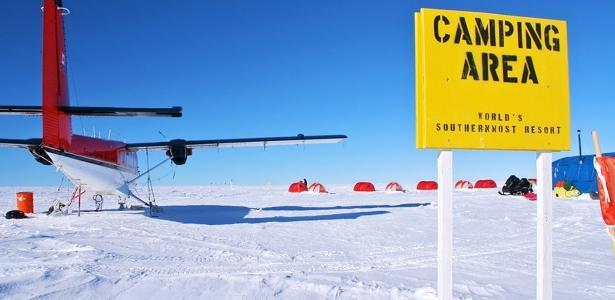 Região mais remota do planeta | Aviões fazem passeio à Antártida; viagem de uma semana custa até R$ 268 mil