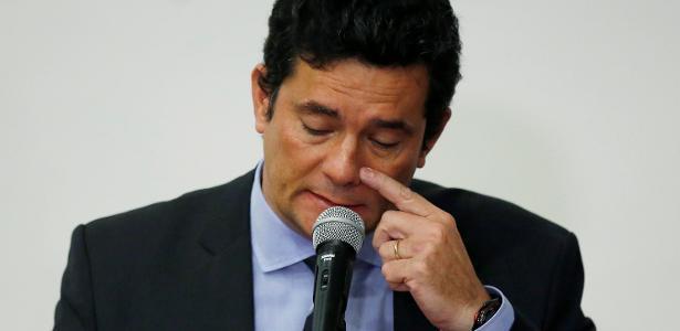 Moro celebra suspensão de perfis ligados aos Bolsonaros: 'Rede de mentiras' – UOL Notícias