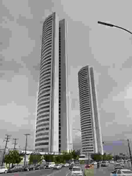 2.jun.2020 - Menino morre ao cair do 9° andar de prédio em Recife - Reprodução/Google Maps - Reprodução/Google Maps