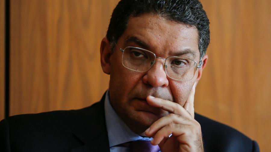 O secretário do Tesouro Nacional, Mansueto Almeida - ADRIANO MACHADO