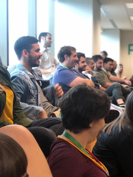 Ambiente de trabalho da Creditas - Divulgação/Creditas - Divulgação/Creditas
