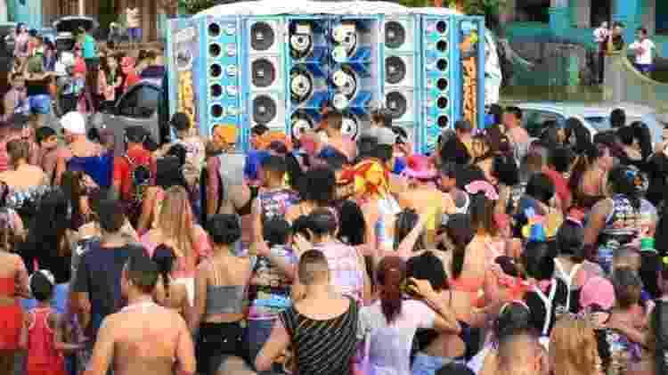 Festas populares, como este Carnaval antes da pandemia, atraíam milhares de moradores de diversas cidades da região - DIVULGAÇÃO/PREFEITURA DE AMAPÁ - DIVULGAÇÃO/PREFEITURA DE AMAPÁ
