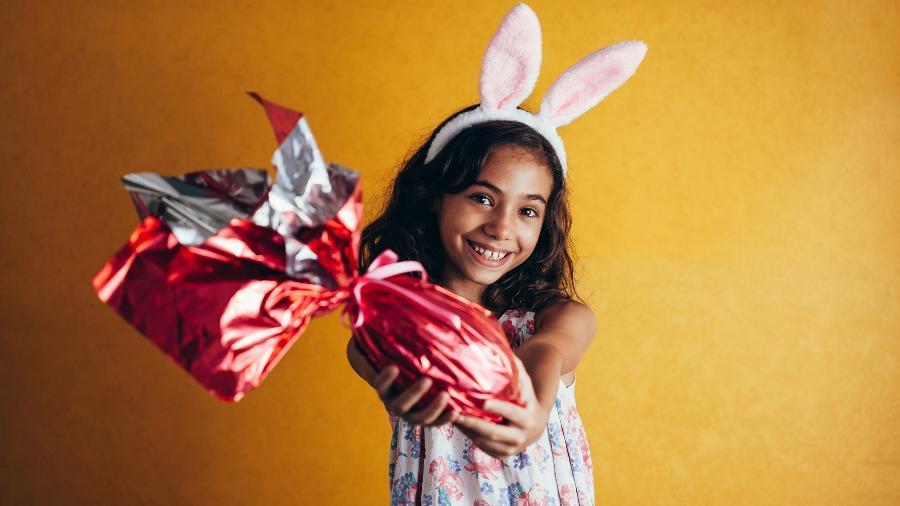 Aplicativos oferecem mensagens de Feliz Páscoa prontas ou personalizadas - Getty Images/iStockphoto