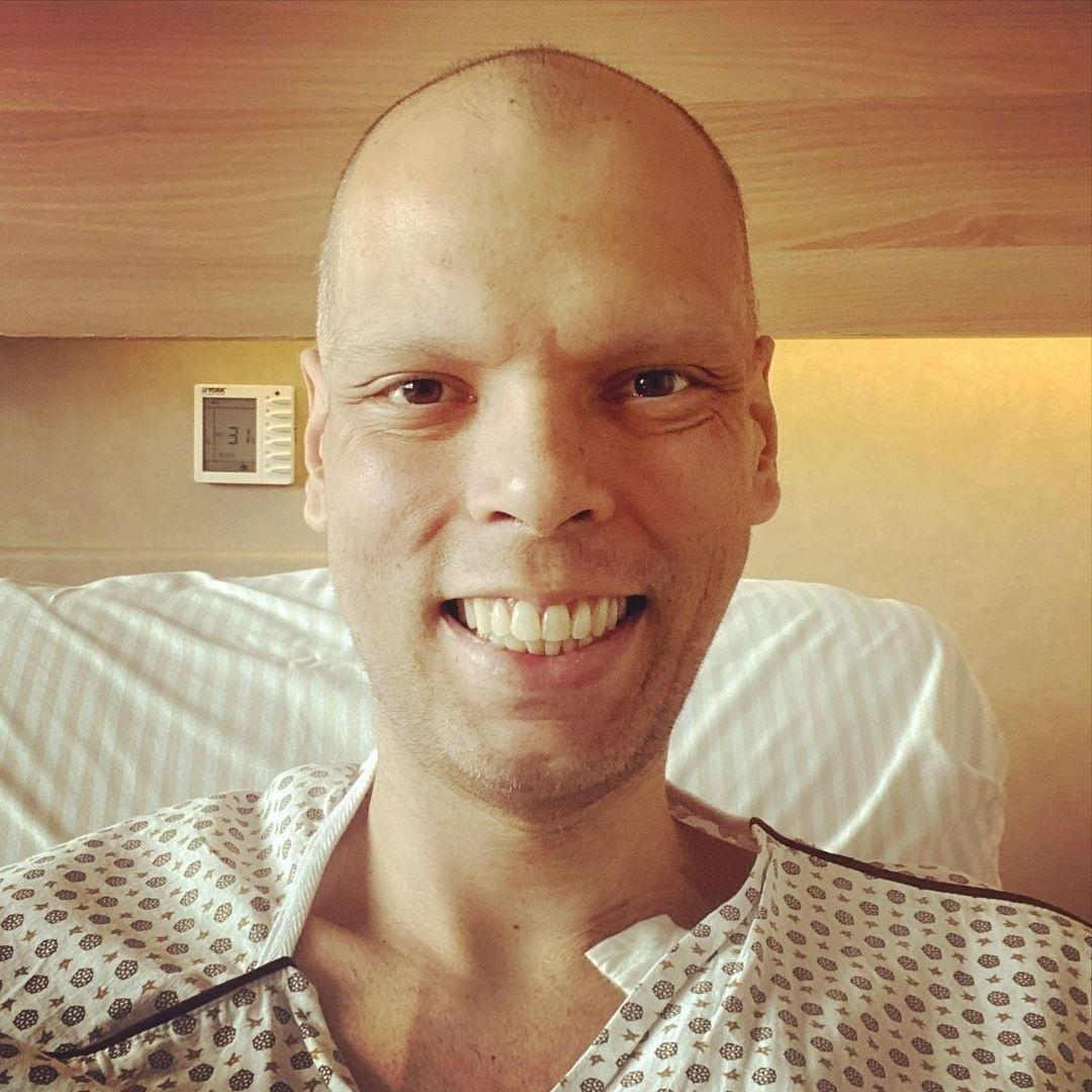 Bruno Covas in ospedale - procreazione / Instagram