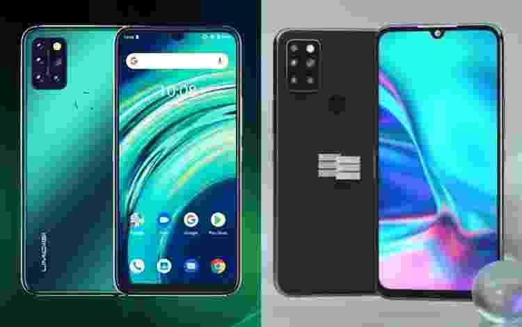 umidigi - Reprodução/Umidigi/Freedom Phone - Reprodução/Umidigi/Freedom Phone