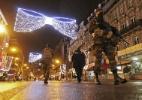 Bruxelas: a capital da União Europeia entrincheirada - Yves Herman/Reuters
