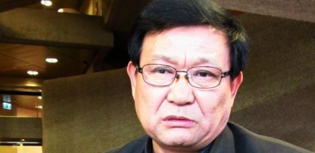 O norte-coreano Lee Young-guk