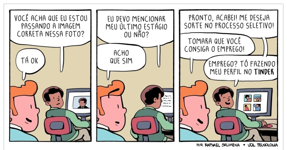 "12.mar.2016 - ""Processo Seletivo"""