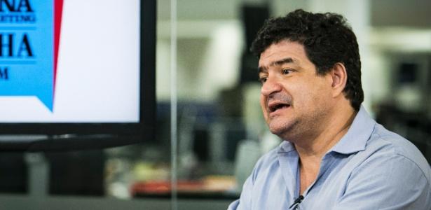 O publicitário André Torretta, que desistiu de participar de campanhas neste ano