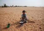 Desesperança em campo de refugiados leva crianças a se tornarem soldados - Joe Penney - 23.mai.2012/ Reuters