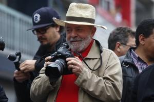 Lula tem participado de campanhas em várias cidades do país