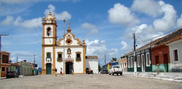 Cidade Marechal Deodoro, na região metropolitana de Maceió