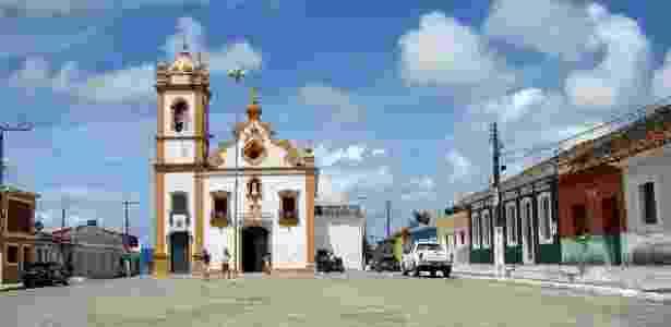 Marechal Deodoro (AL) é conhecida pelo patrimônio histórico - Divulgação - Divulgação
