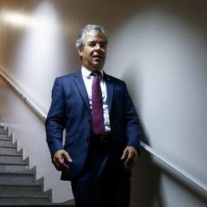 06.dez.2016 - O vice presidente do Senado Federal, senador Jorge Viana (PT-AC)
