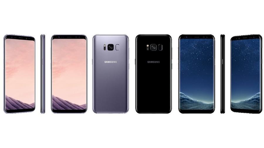 Galaxy S8+ é uma boa opção para quem quer comprar um modelo de respeito da família Galaxy S -