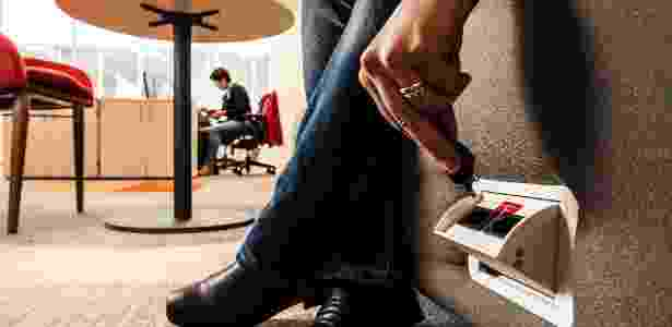10 - Novo escritório da Nokia no Brasil - Fernando Moraes/UOL - Fernando Moraes/UOL