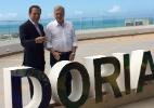 Doria xinga Lula e diz que, se ex-presidente é Messi, ele é Neymar