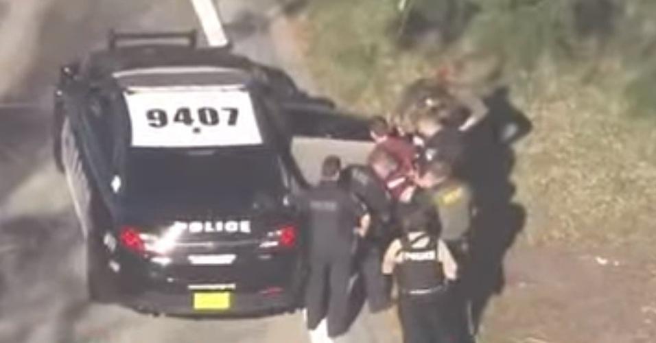 Atirador de escola na Flórida é detido