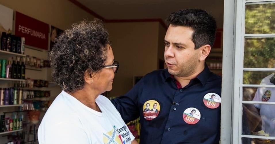 set.2018 - Com 71 mil votos, Tiago Dimas (Solidariedade), 30, teve a maior votação para deputado federal no Tocantins